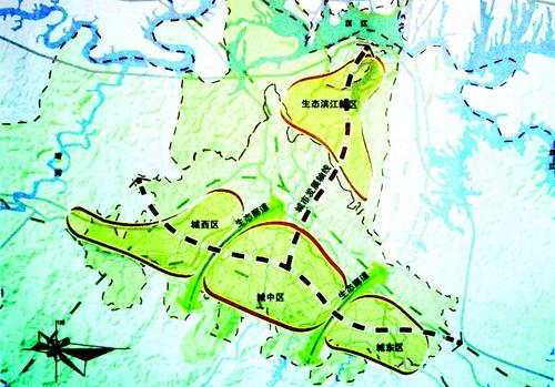 十堰未来城市规划图