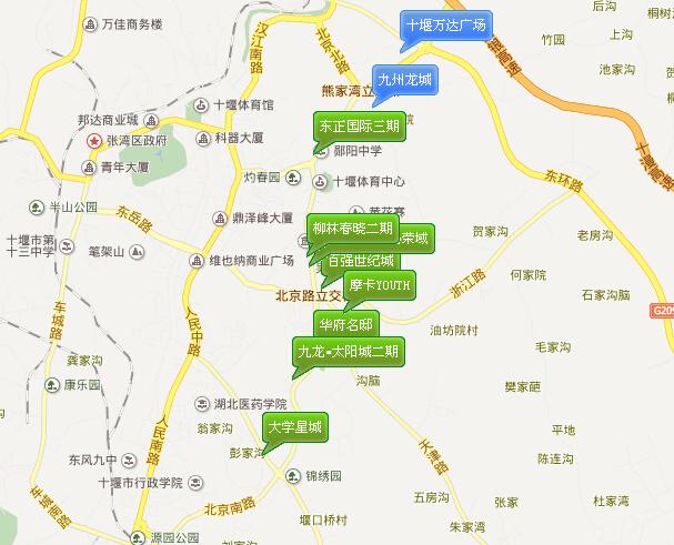 天津到十堰的飞机场