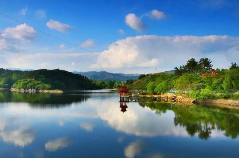 十堰南山公园风景图